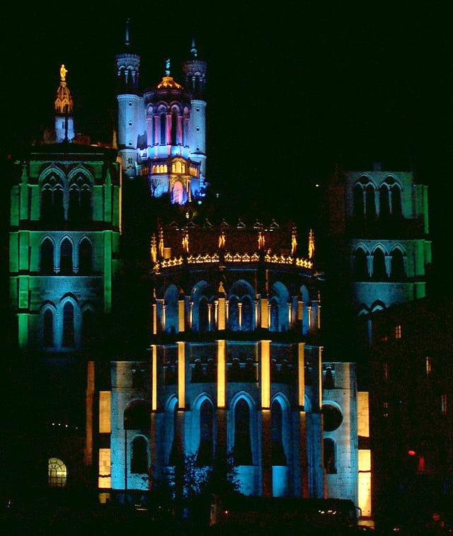 Chevet cathédrale saint jean