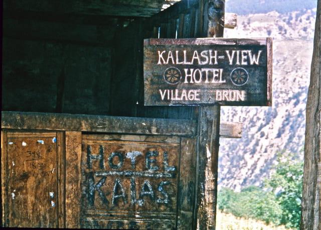 Chez les Kalash