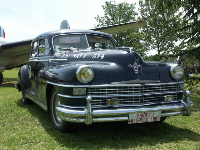 Chrysler windsor us navy