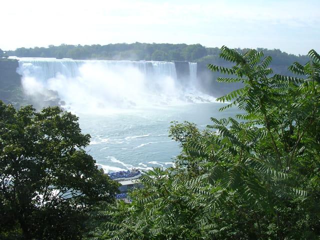 Chut ! regardes le Niagara