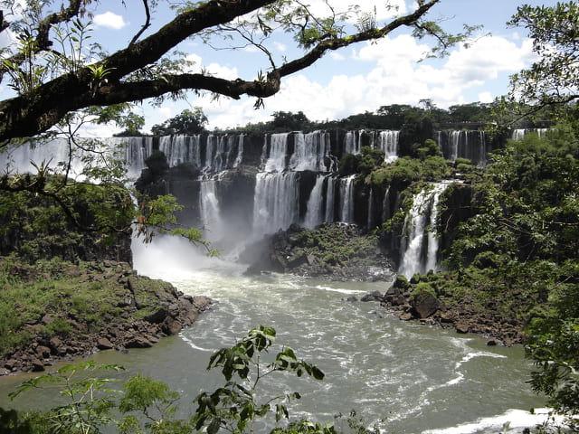 Chute d'Iguazu