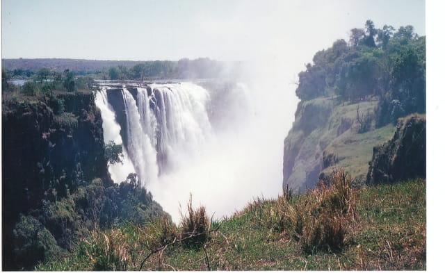 Chutes du Zambèze