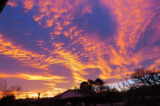 Ciel de Décembre 1