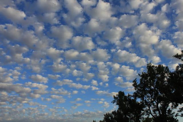 Ciel de Septembre au Minnesota