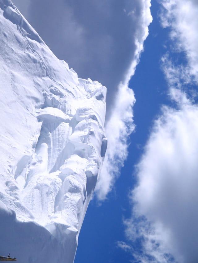 Ciel et neige