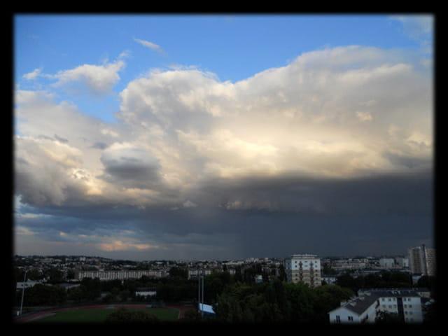 Ciels d?île-de-France 13 - Ciel d?orage
