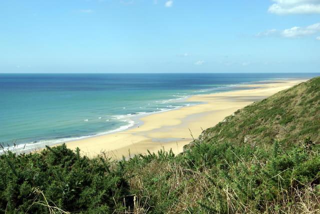Plage Nord-Cotentin