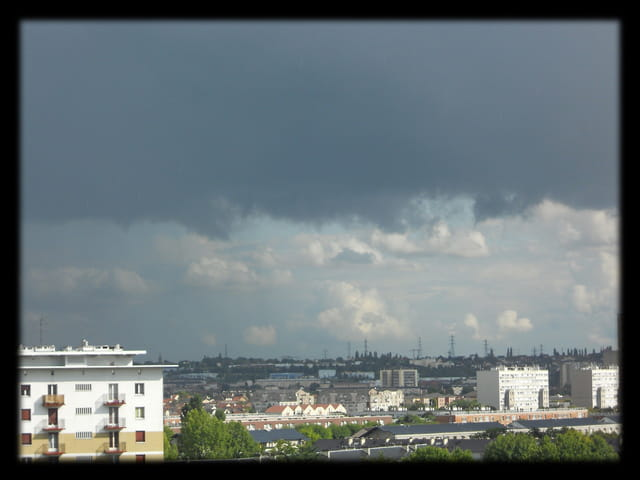 Ciels en �le-de-France 23 - Ciel d orage