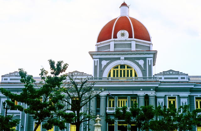 Cienfuegos, hôtel de ville.