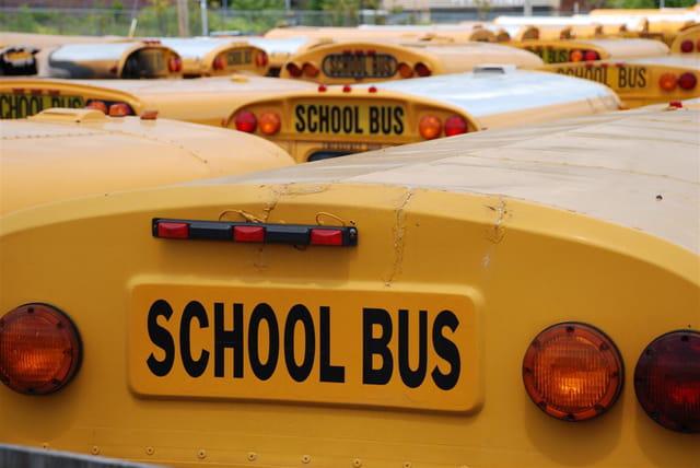 Repos de bus New Yorkais