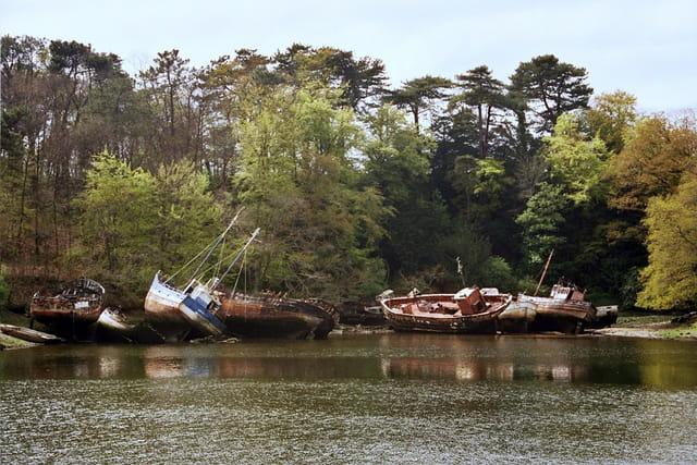 Cimetière des bateaux