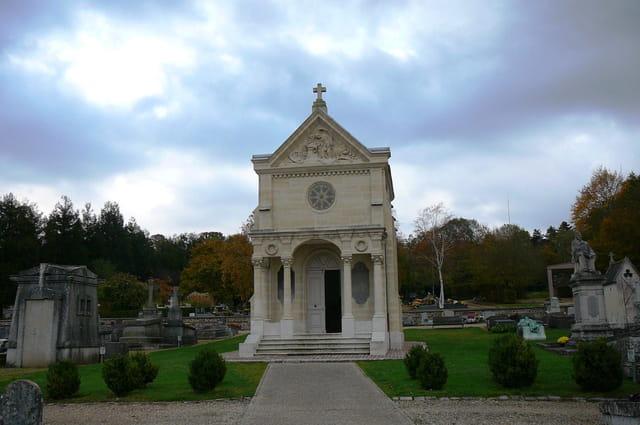 Cimetière St Louis d'Evreux - 1
