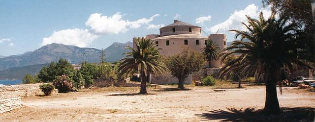 Citadelle de saint-Florent