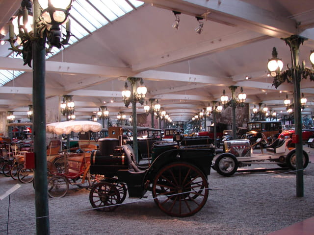 Cité de l'auto,collection schlumpf