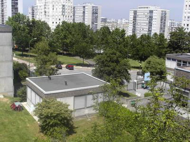Cit de vitry sur seine par christian bousdani sur l for Garage da vitry sur seine