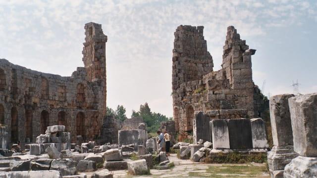 Cité Romainze de Perge
