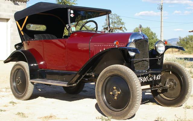 Citroën 1926