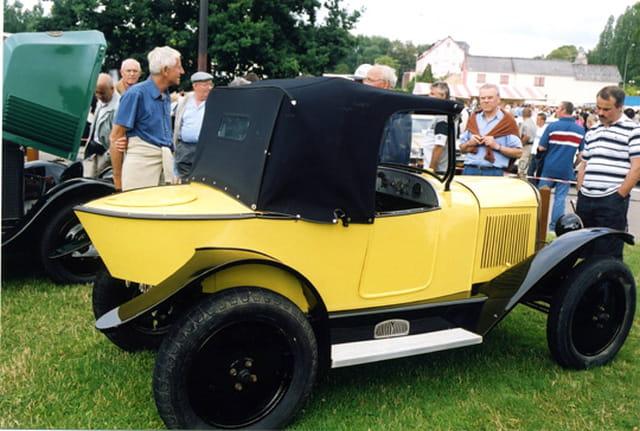 Citroën trefle