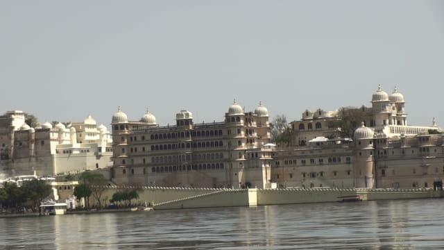 City Palace à Udaipur