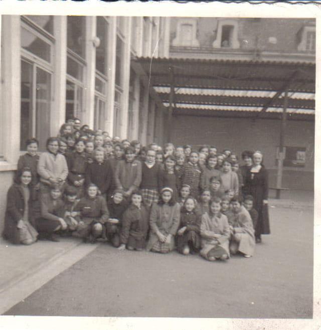 Classe 6ièm Saint Jo 68/69