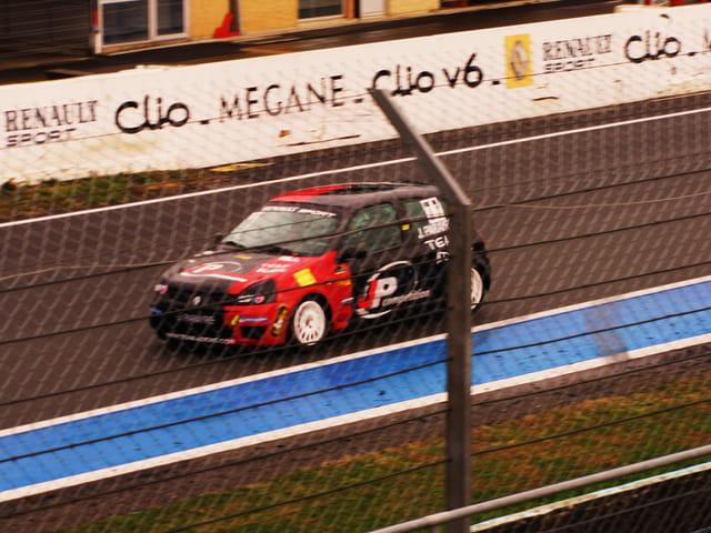 Clio Cup - Circuit Paul Armagnac - Nogaro.