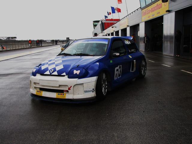 Clio Cup - Nogaro