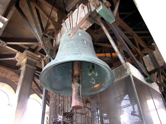 Cloche du campanile
