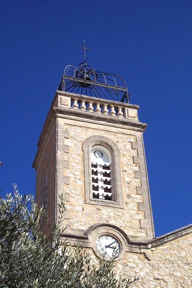 Clocher de Saint-Pons