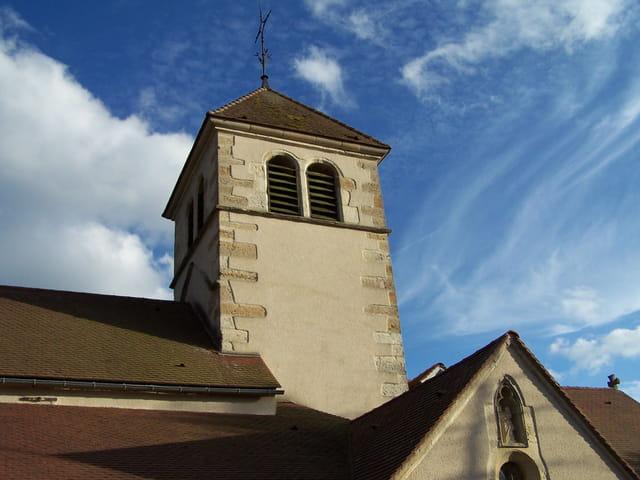 Clocher de Sainte-Marguerite