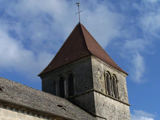 Clocher de St Martin