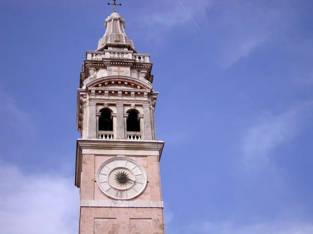 Clocher église de Santa Fosca