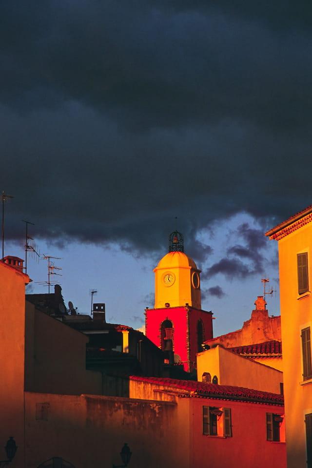 Clocher Saint-Tropez
