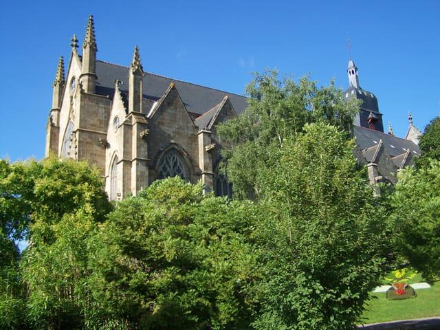 clocher St Léonard