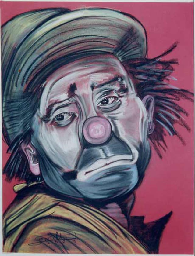 Clowncouleur -craie