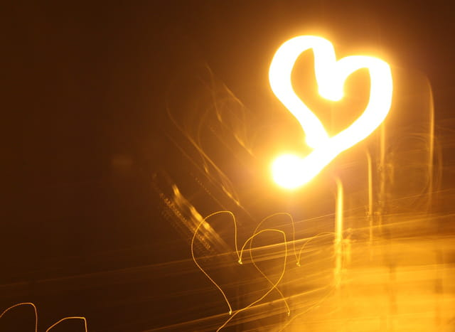 Coeur de lumière