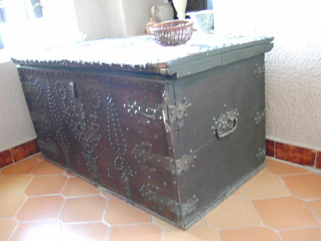 Coffre tunisien 1