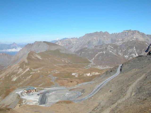 Col du Galibier ( 2640 m )