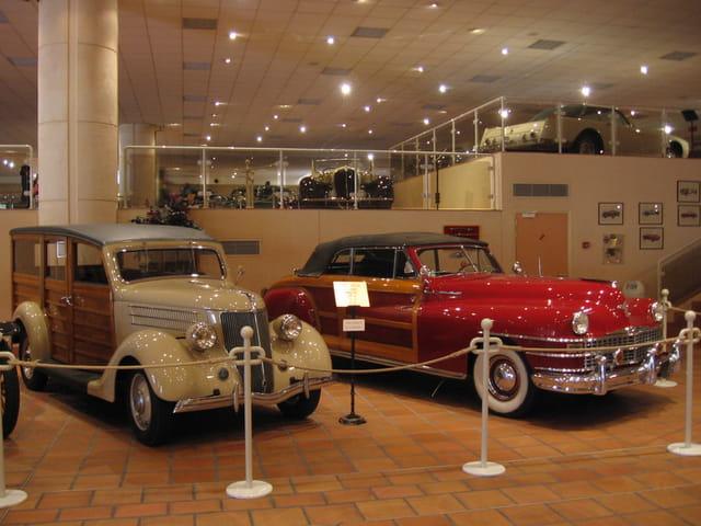 Collection de voitures de SAS Le Prince de Monaco