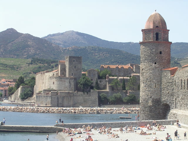 Collioure le fort