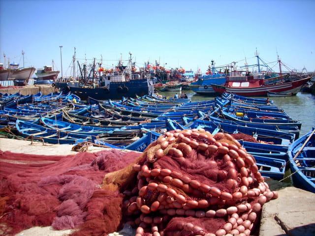 Colori di Essaouira..