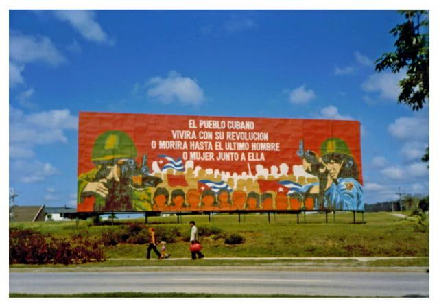 Combat cubain
