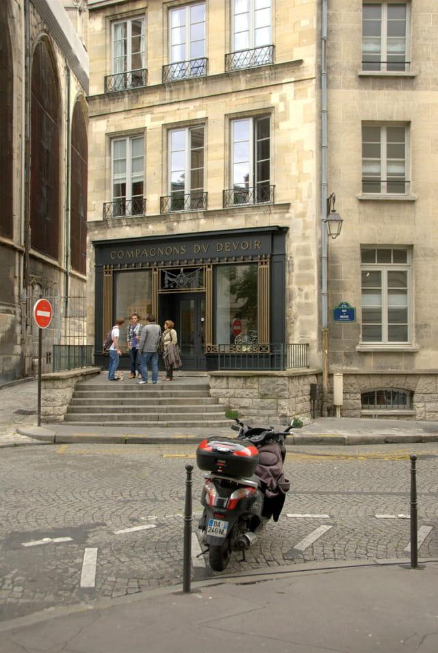 Compagnons du devoir par alain roy sur l 39 internaute - Compagnon du devoir cuisine ...