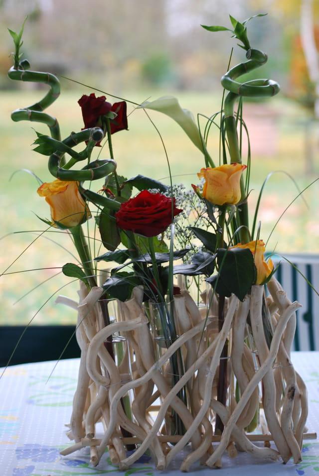 composition florale par genevieve lapoux sur l 39 internaute. Black Bedroom Furniture Sets. Home Design Ideas