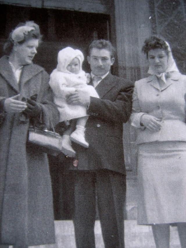 Concours- baptème 1958