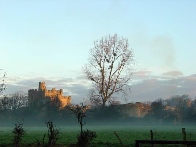 Condette : le château d'Hardelot