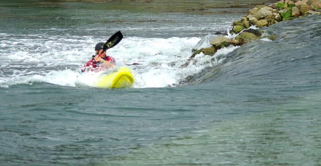 Conflit kayakistes ostréiculteurs