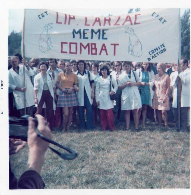 Conflit LIP en 1973