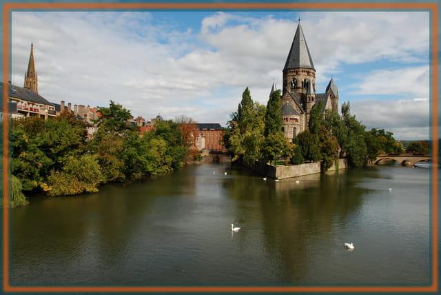 Confluent à Metz