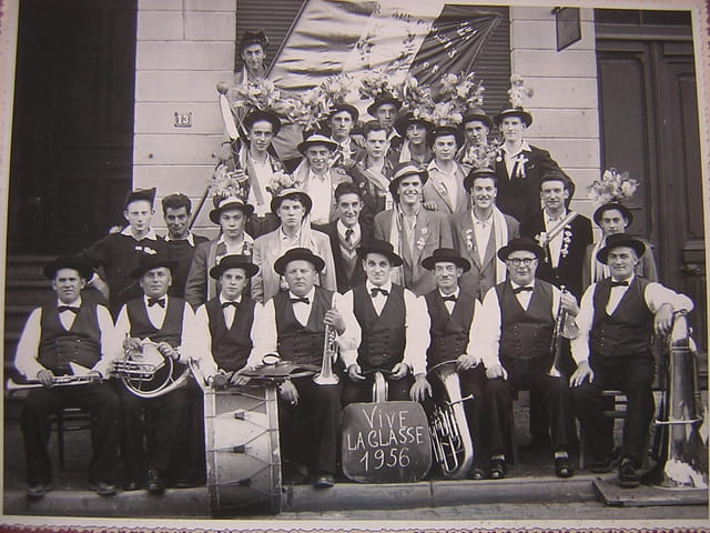 Conscrits 1955