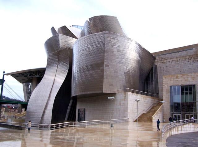 Constantin Brancusi a Bilbao